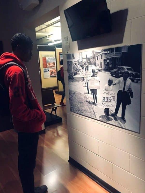 lincolnville museum florida black history