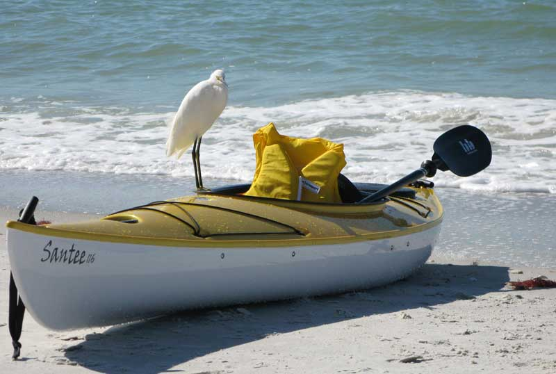 Kayaking Fort Myers waterways along the Calusa Blueway. (Photo: Lee County Convention and Visitors Bureau)