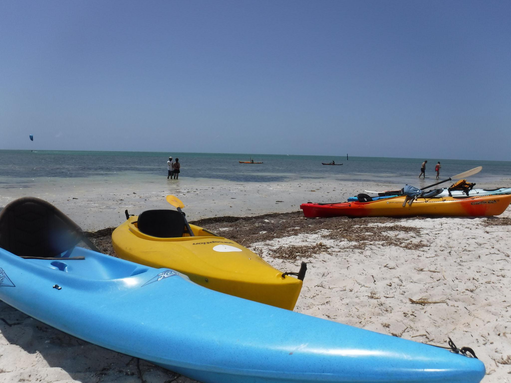 things to do in florida keys curry hammock kayak