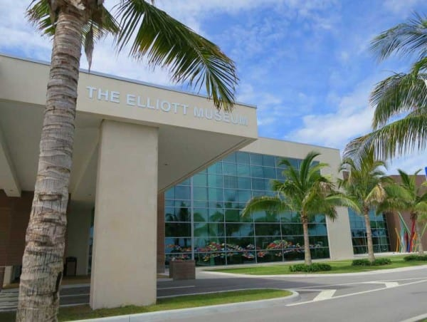 The Elliott Museum, Stuart, Florida, re-opened in 2013. It has been on Hutchinson Island since 1961.