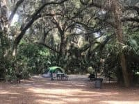 gemini springs campground