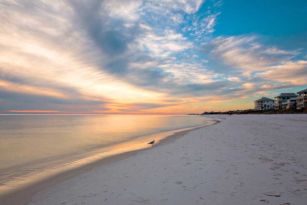 best small beach towns in florida: grayton beach