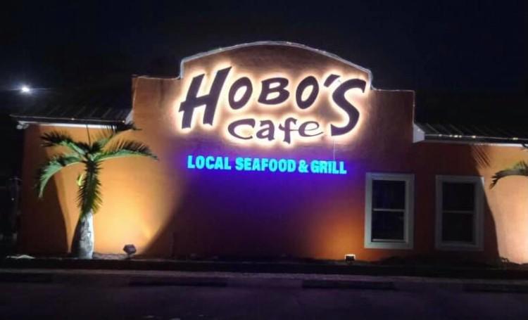 Florida Keys restaurants: Road food at Hobo's Cafe