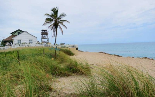 Hutchinson Island's House of Refuge: Beautiful beach site is window to past