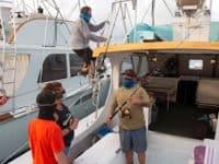 florida keys fishing with masks