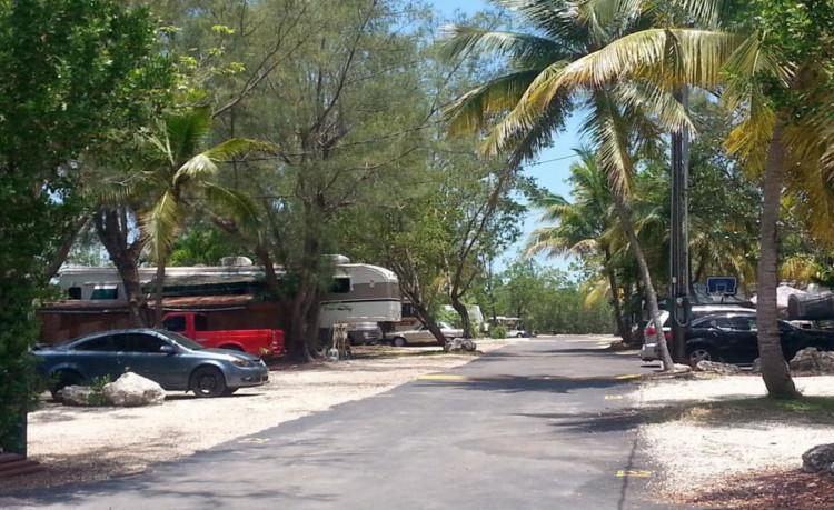 key west camping lazy lakes rv resort