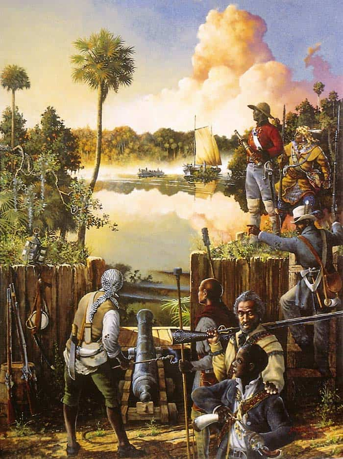 warriors in bondage by jackson walker the negro fort