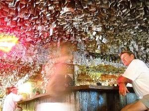 no name cafe inside blur Florida Keys: No Name Pub worth finding on Big Pine Key