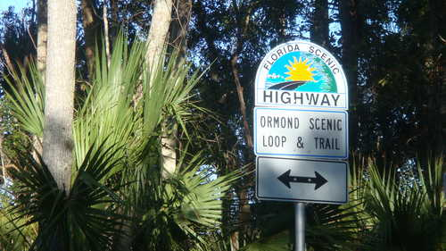 Ormond Scenic Loop & Trail lsign.