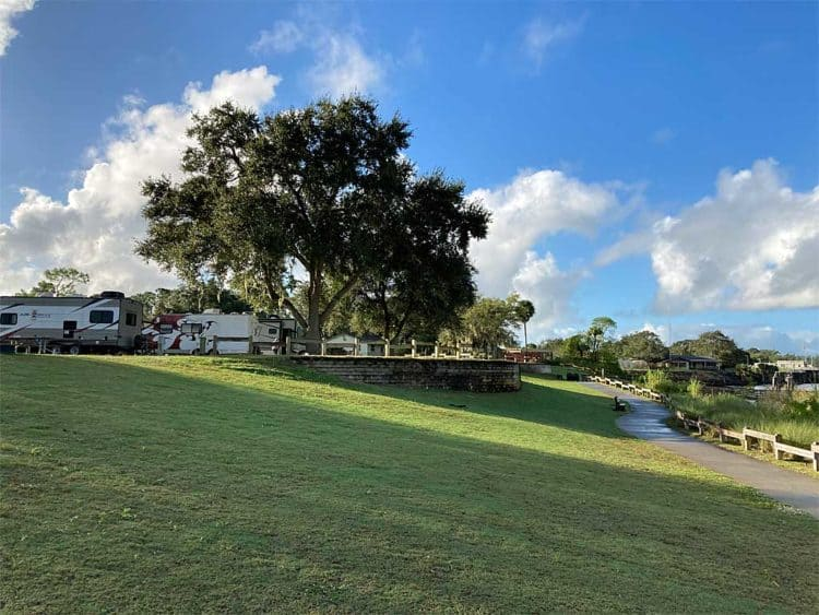 phipps park rvsites Phipps Park Campground in Stuart ideally suited for family outings