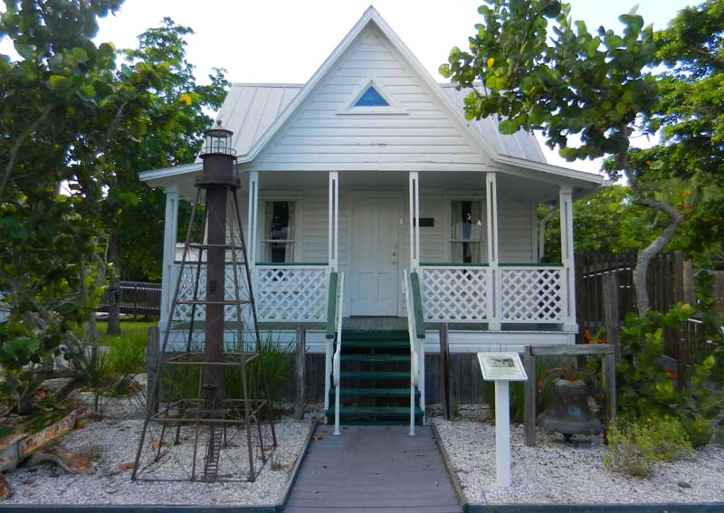 Things to do on Sanibel Island: The Sanibel Historic Village.(Photo: Bonnie Gross)