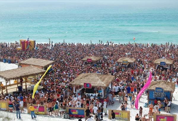 Spring Break in Panama City