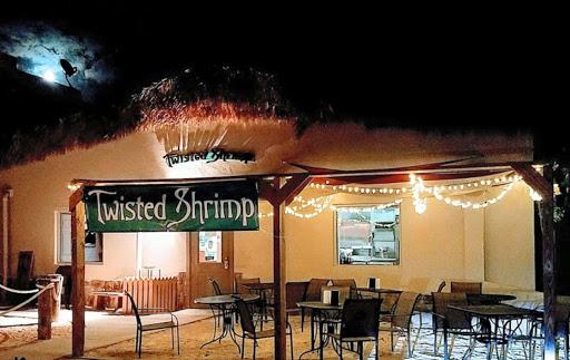 Florida Keys restaurants: twisted shrimp florida keys road food