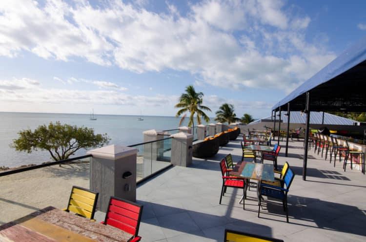 whale harbor sandbar Florida Keys Overseas Highway Mile-Markers Guide
